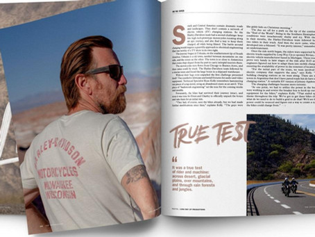 Harley-Davidson resucita la revista The Enthusiast