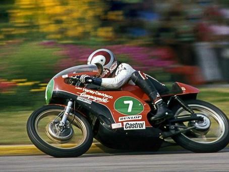De cuando Harley-Davidson se metió en el mundial para apostar por las motos pequeñas ...