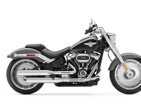 Nueva Harley-Davidson Fat Boy 114 2021