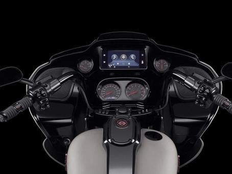 Harley-Davidson ofrece el sistema Android Auto en su gama Touring