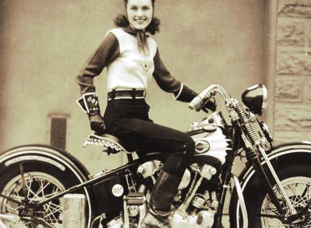 Motoristas que deberías conocer: Dorothy Robinson