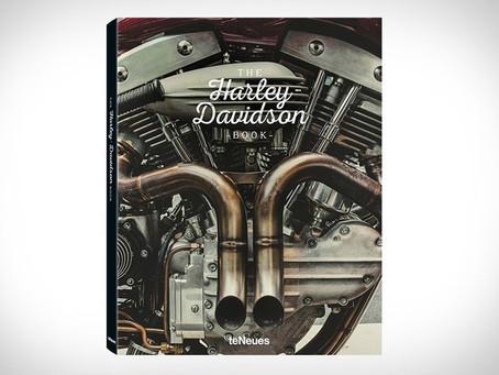 The Harley-Davidson Book: 224 páginas de historia americana
