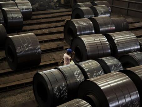 EEUU y La Union Europea se disponen a anunciar una tregua en la disputa arancelaria por los metales
