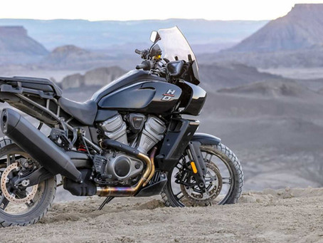 La Harley-Davidson Pan America se vende como churros