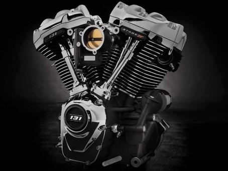 El motor de Harley-Davidson más grande jamás fabricado