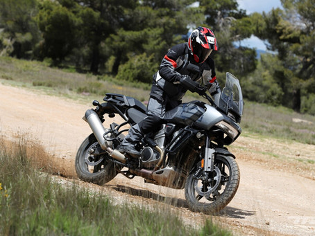Probamos la Harley-Davidson Pan America 1250
