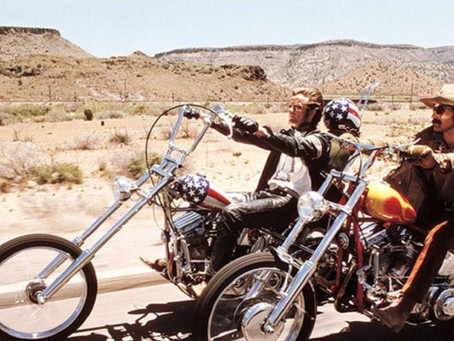 Easy Rider y Born to be wild: un western con motos