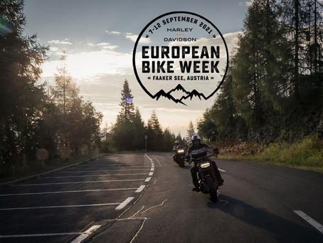 European Bike Week, en Austria, del 7 al 12 de Septiembre
