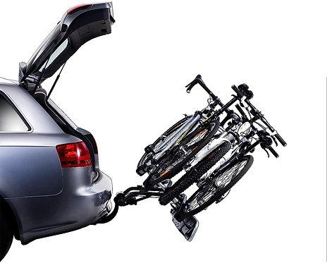 Thule portabici gancio traino modello Euroride max 3 bici