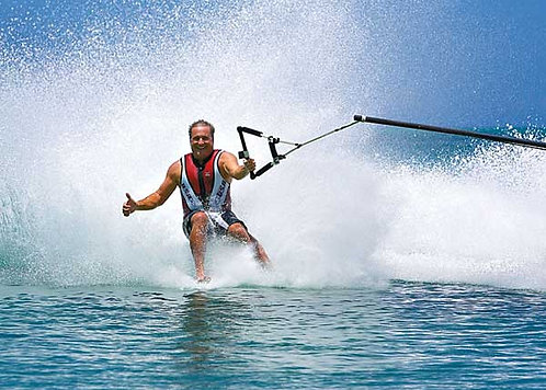 1 Water Skiing Session