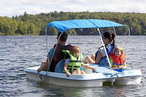 30 minute Paddle Boat/ Swim Platform Rental