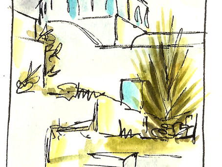 L'automne à Paros