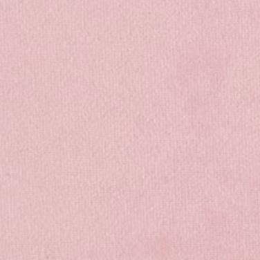 Soft Rose Pink Velvet