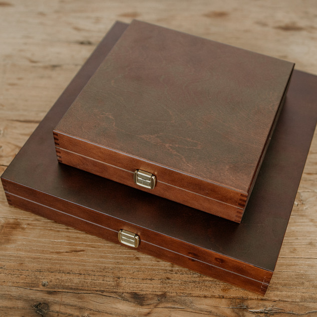 Houten box 20x20 & 30x30