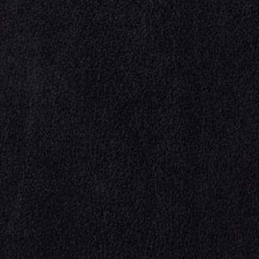 Eco-leer Pitch Black Matte