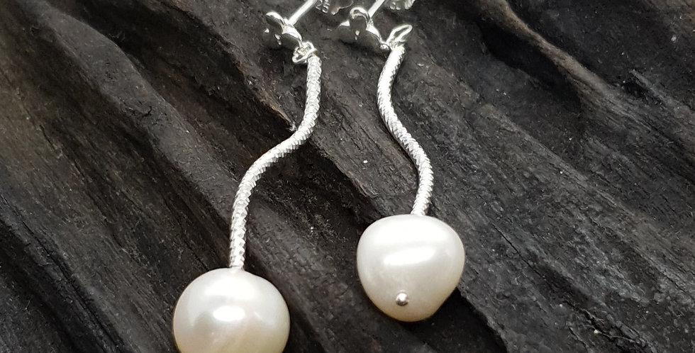 Ørestikkere med perle