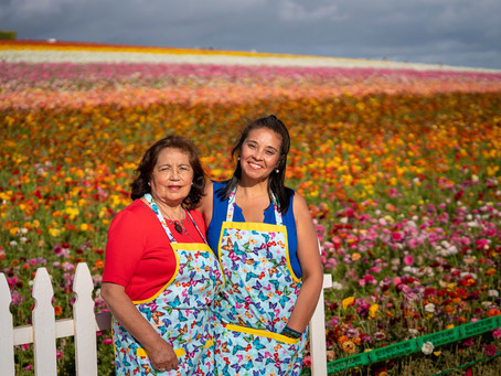 Meet Ines and Laura from Mama Ines Designs.