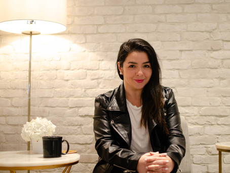 Meet Maria Varela. The Founder and CEO of My Layover Box.