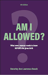 Am I Allowed? By Beverely Lawrence Beech