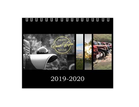 2019-2020 Wall Calendar