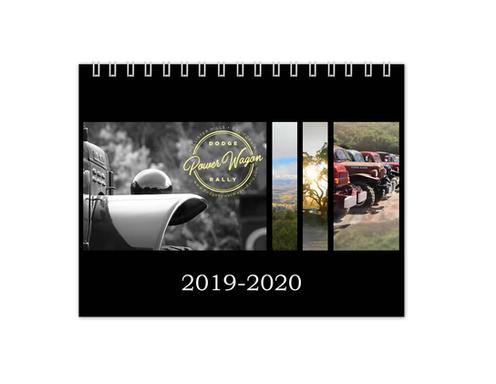 2020 Refund Calendar 2019 2020 Wall Calendar