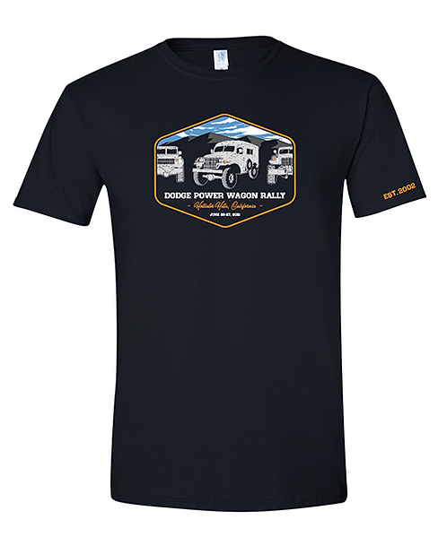 2021 Mens' Rally Shirt