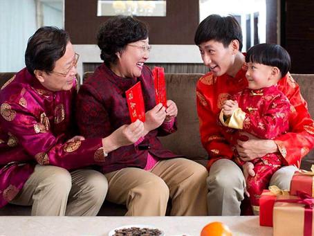 中国の春節について