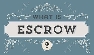 What is Escrow Infographic