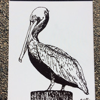 Pelican On Pier Post .jpg