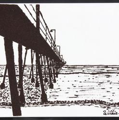 Caucus Pier North  14x18