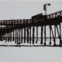Pismo Pier 1  8x24