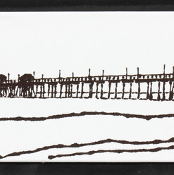 Huntington Pier 1  8x24