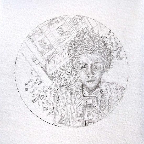 Portrait of Vivian Maier