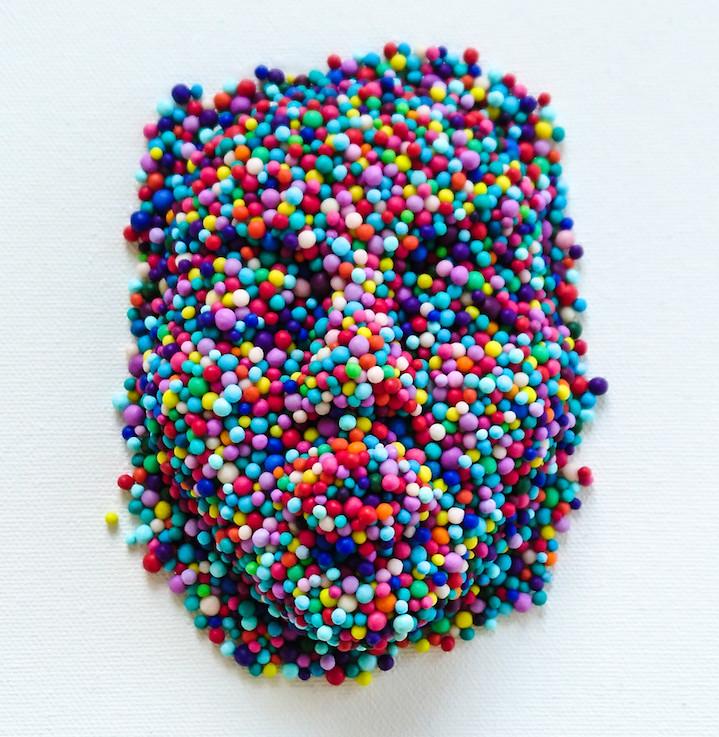 Love Pearls | close-up sculpture details