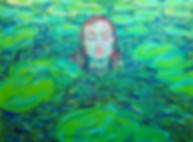 Van_Lanigh_Girl with water lilies_4.JPG
