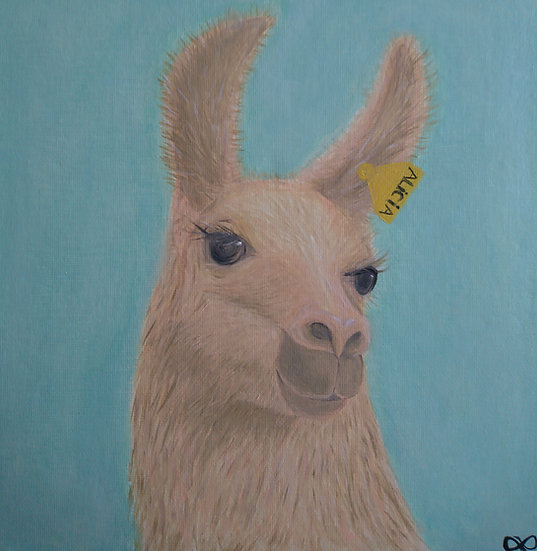 Llama therapy