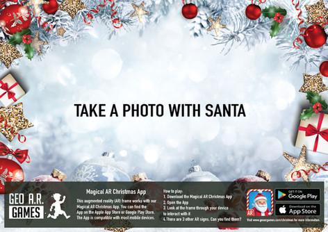 Take a Photo with Santa
