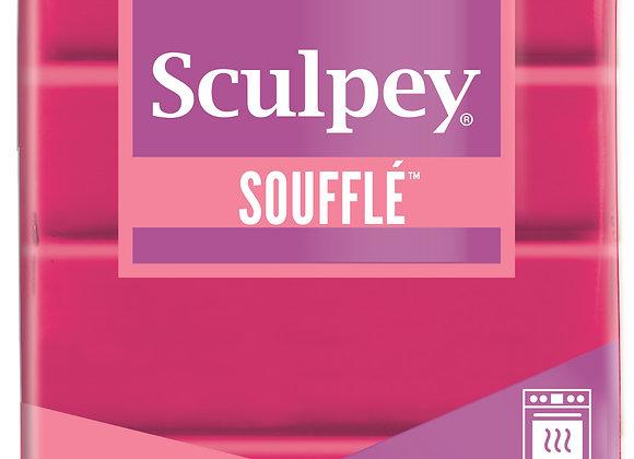 Sculpey Soufflé - Raspberry
