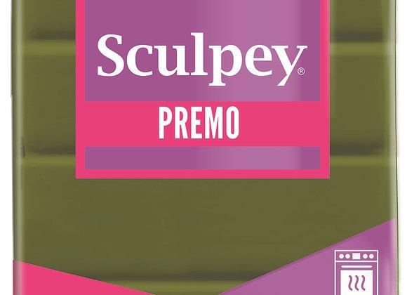 premo! Sculpey - Spanish Olive