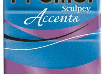 premo! Accents - Blue Glitter