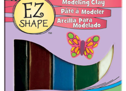 EZ Shape Modeling Clay - Natural