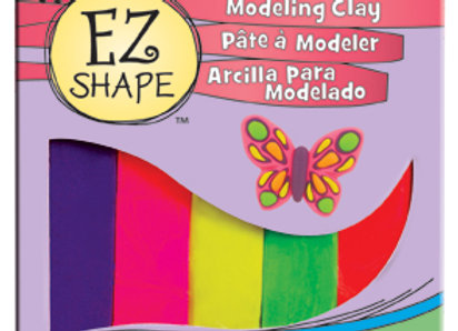 EZ Shape Modeling Clay - Bright