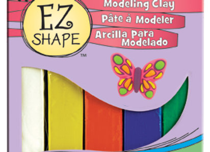 EZ Shape Modeling Clay -Primary
