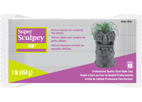 Super Sculpey Firm