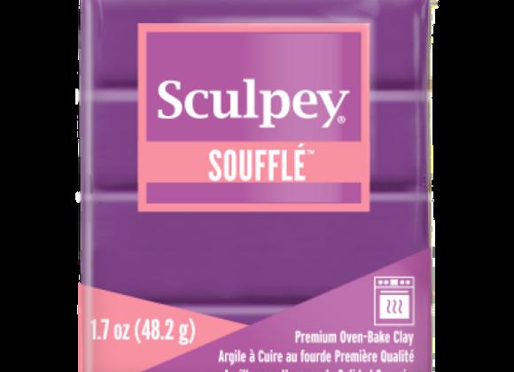 Sculpey Soufflé -Grape