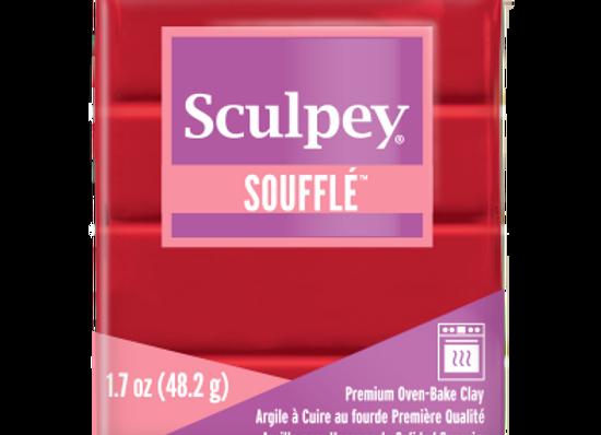 Sculpey Souffle - Cherry Pie