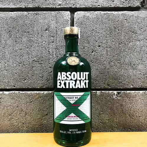 Absolut Extrakt - Vodca