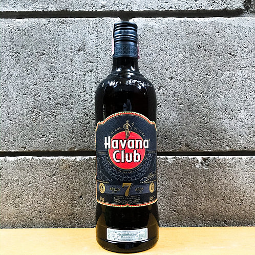 Havana Club 7 anos - Rum