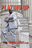 Playing Up by Vaughn McKoy, front cover.