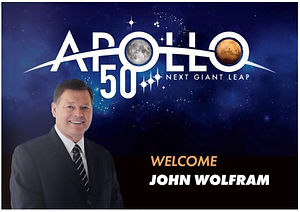 John Wolfram  Apollo 50th Anniversary.jp
